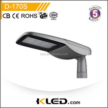 2017 New LED street lights 80W IP66,Meanwell driver,Used for highway,main road