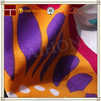 100% cotton printed hitarget wax textile