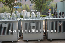 500kva transformer with price three phase oil immersed electrical power distribution transformer