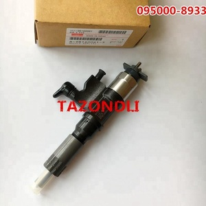 Original and new Common Rail Injector 095000-8933,095000-8930 for 8981600613, 8-98160061-3