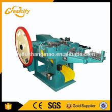 4 inches wire nail making machine