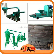wood processing industry use machine made charcoal for enery source