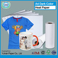 Wholesale factory price format sublimation paper hot sale printing inkjet heat transfer paper