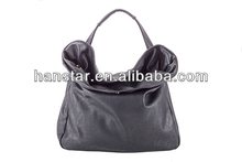 2014 Hot Selling Korean Style Big PU Leather Bag