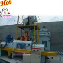 Cement Plates Shot Blasting Machine