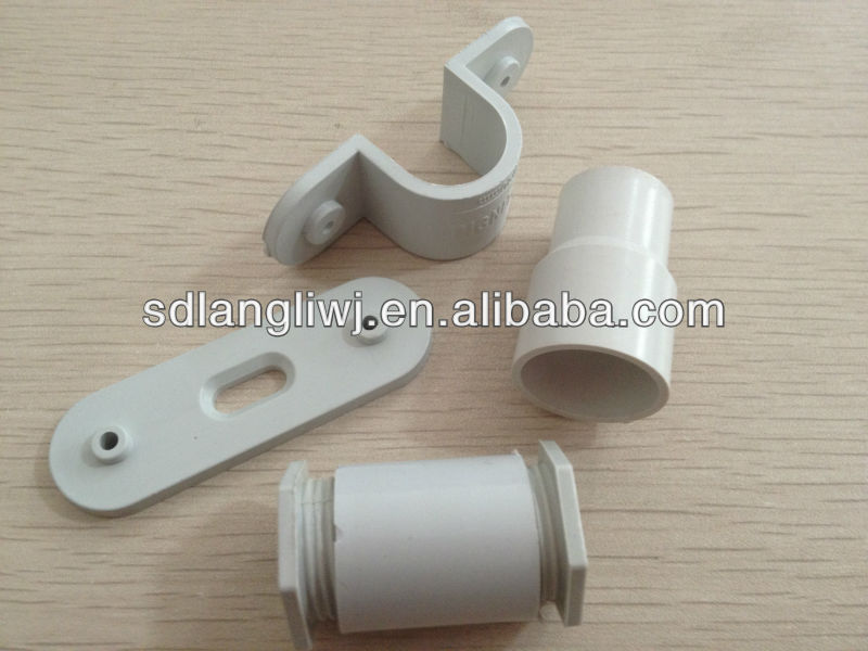 nice and good pvc conduit pipe fittings