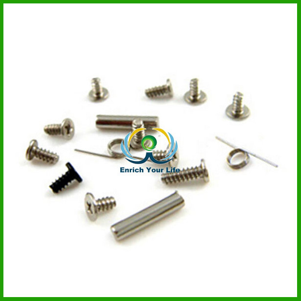 Replacement Screws & Springs Repair Parts for DS Lite for DSL for NDSL Video Game Console