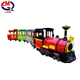 Professional Kids park Trackless Electric mini tourist train for sale