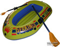 wide inflatable paddle boat for sale