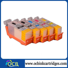 High Quality PGI 525 CLI 526 Ink Cartridge Refillable for Canon PIXMA IP 4850 MG5150 MG5250 printer