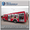High quality! Japanese brand 2000liters /2 cbm/ 2 m3 Water-foam fire fighting vehicle