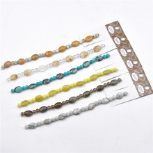 Fashion hot sale spacer loose beads crystal jewelry