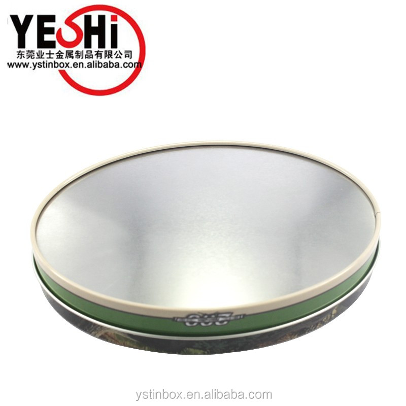 accept custom order metal pizza box wholesale