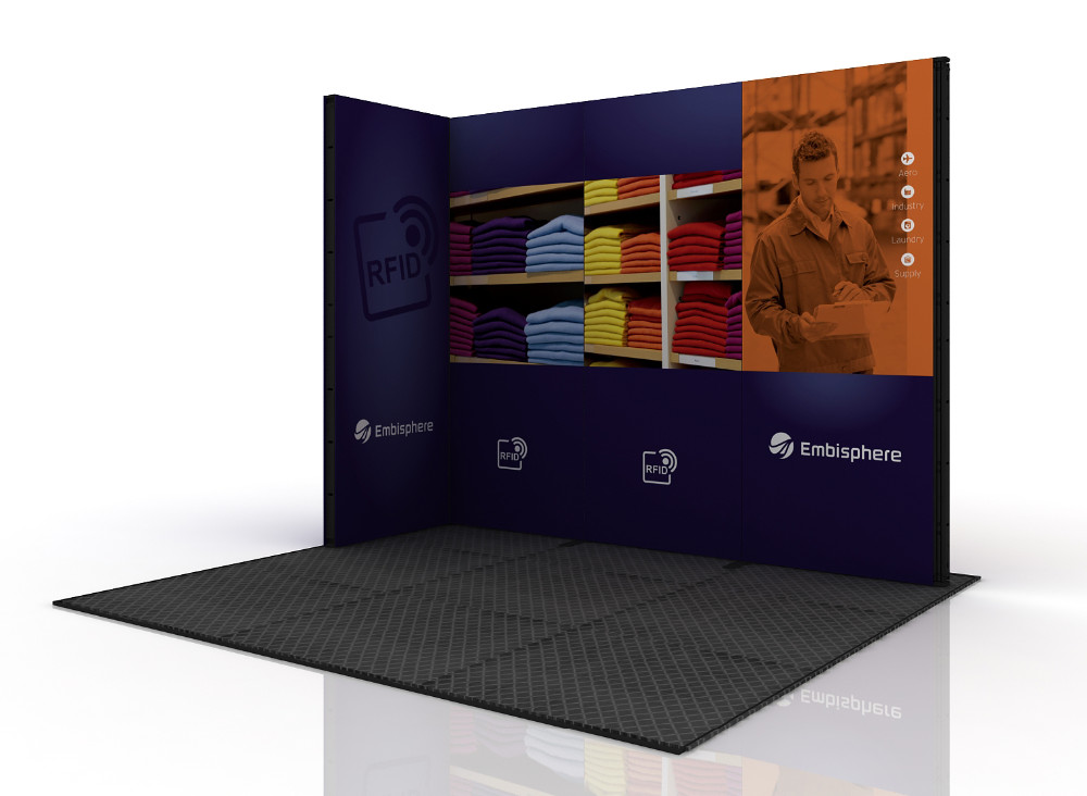 Portable Exhibition Quotes : High quality portable exhibition booth for show buy