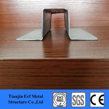suspended ceiling metal omega channel wall angle steel