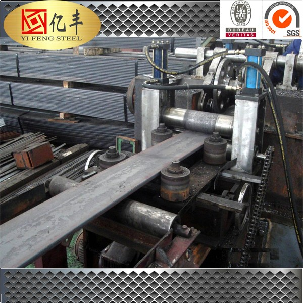 Carbon Steel Rolleri Machine Mexico: Rolling Machine Ss400 Astm A36 Wrought Iron Mild Steel