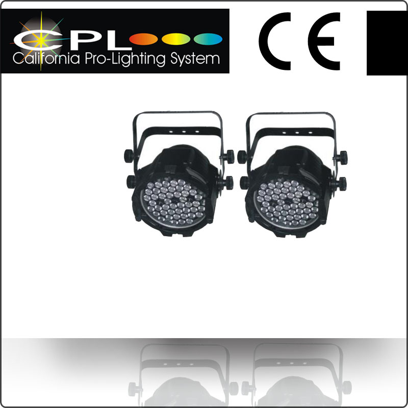 36x3w RGBW/RGBA highest cost-effective new promotion par led 36 3w