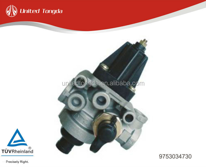 High quality unloader valve fror Mercedes Benz spare parts 9753034730