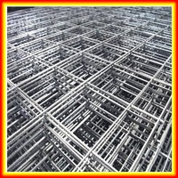 welded wire mesh /welded mesh panels and BRC 3315 Roof Mesh( 15 Years Factory )