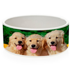 Meikeda sublimation Pet Bowls & Feeders