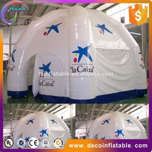 cheap advertising inflatable spider tent with high quality
