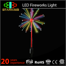 Waterproof Strong r&d indoor led firework light from china