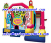 Theme printing with panel art inflatable combo SP-C7005