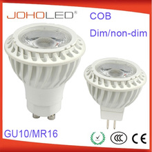 new high cri 120v/240v mr16 dimmable led/ cob mr16 dimmable