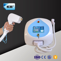 Germany Bars Permanent 808nm diode laser / 808 nm diode laser machine for hair removal