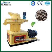 High reputation cane pellet mill with auto lubrication system
