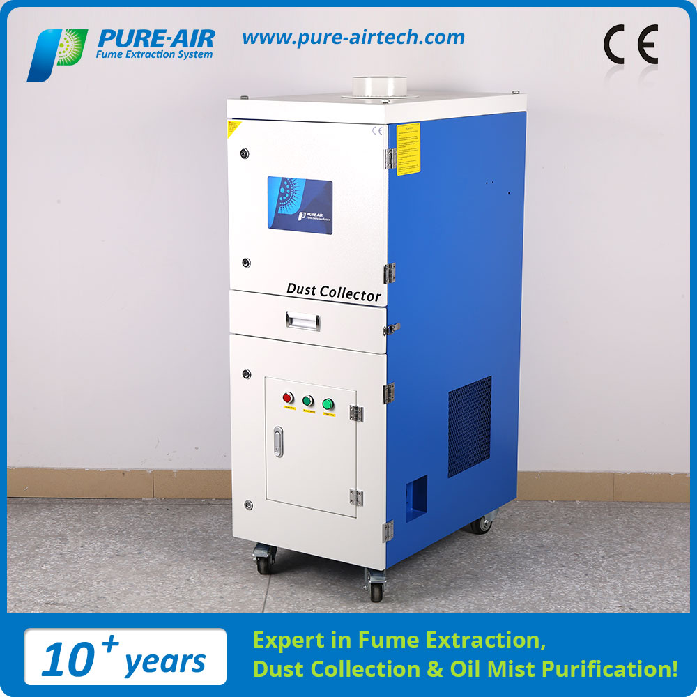 China cheap Wave Soldering Reflow Fume Extractor