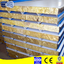 House,Hotel,Toilet,Shop,Office Use steel and rockwool roofing sandwich panel