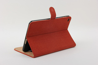 For iPad Mini 4 Book Case Leather Protector Tablet Cover Case with Stand Holder