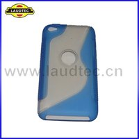Wave Gel Case for iPod Touch 4