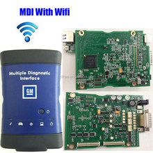 3U-80337 Auto Scanner MDI opel Wifi Multiple Diagnostic Interface G-M Mdi OBD2 OBDII Scanner Without Software