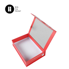 Good quality custom paper flat folding gift boxes for kids gift packaging