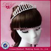 2014 china supplier wholesale pageant crowns and tiaras
