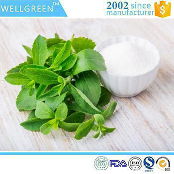 Wholesale Stevia Extract Steviol Glycosides90% 95% Rebaudioside A