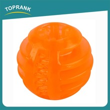 Supply Quality Wholesale Eco Friendly Promotional Sticky TPR Discount Dog Toy