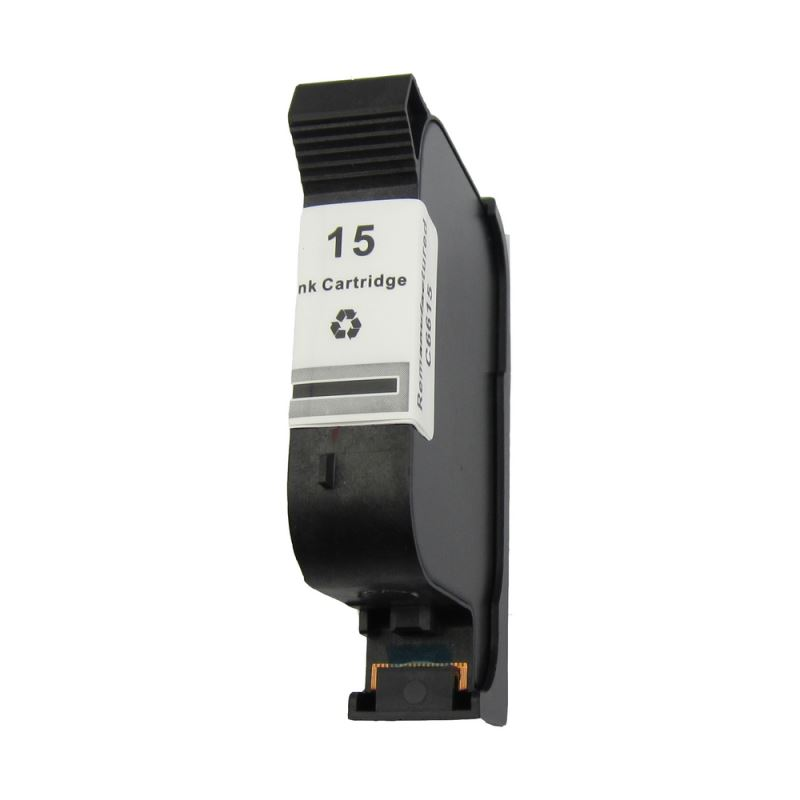 empty Ink cartridge for HP15 C6615A