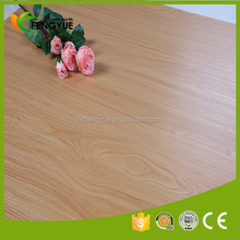 "Light Color Thin Wood Grain 6""*36"" pvc floor tile ,vinyl flooring"