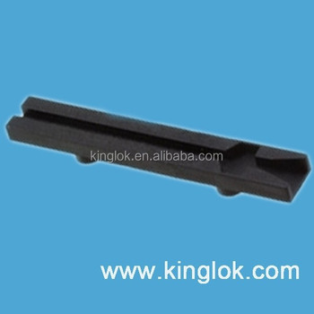 PCB Card Guides Nylon PCB Ejector pcb spacer support PCB Card Guides for Electronic Industry
