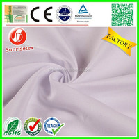 wholesale cheap white polyester cotton poplin fabric factory