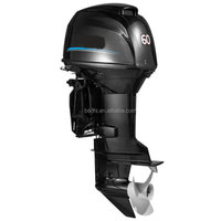 Gasoline 2Stroke 60HP Outboard Engine For Boat