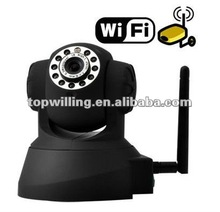 Wireless Webcam IP Camera Night Vision WIFI Cam 11 LED