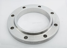 Stainless steel raised face customizable pipe flange