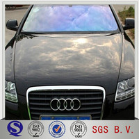 Car Window Protective Vinyl Film heat insulation material