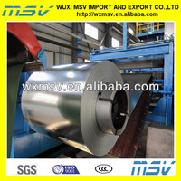 Galvanized steel coil, cold galvanizing paint, galvanism