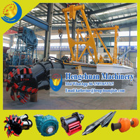 China Factory Price River Sand Dragging Machine