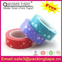 2014 hot sale resin stud earrings with washi tape made in China SGS